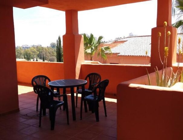 Royal Suites Marbella - terraza